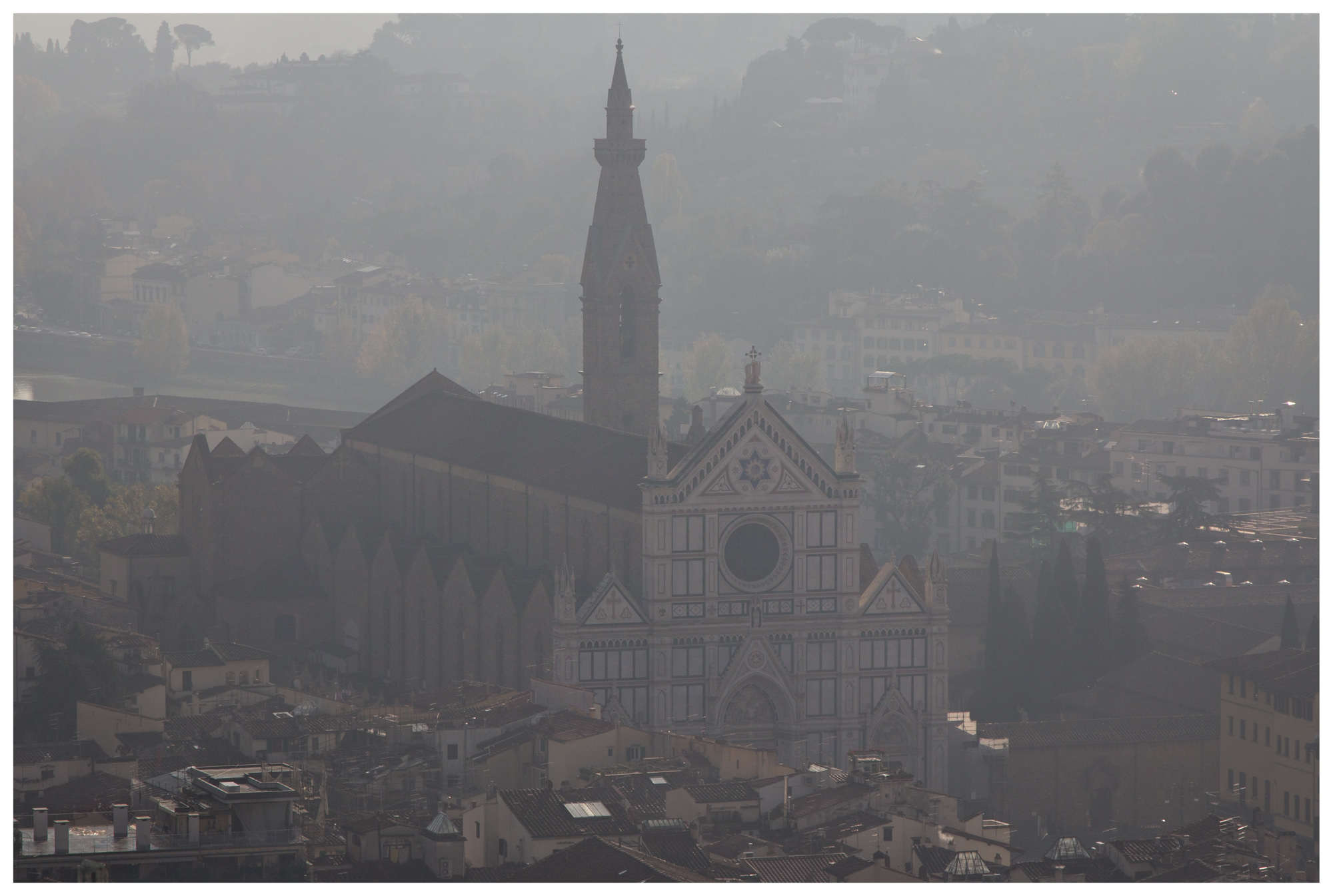 From Florence - part 4 - The Haze