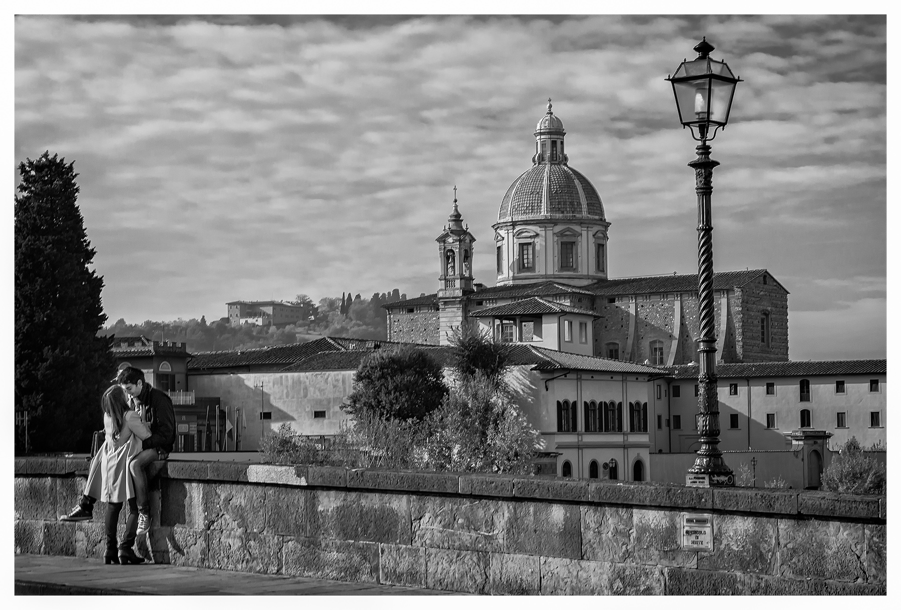 From Florence - part 8 - Black&Whites